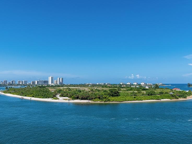 Peanut Island at Palm Beach