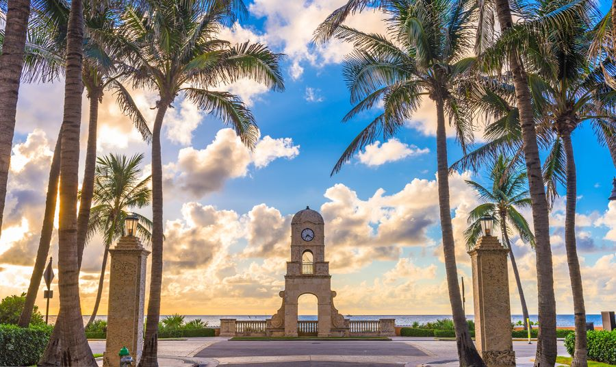 Most Instagrammable Places in Palm Beach