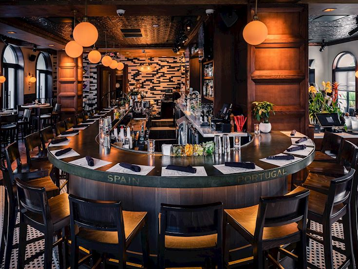 Lola Restaurant at White Elephant Hotel Palm Beach