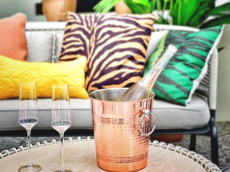 Complimentary Refreshments White Elephant Palm Beach, Florida