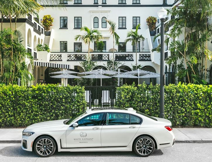 BMW partner of White Elephant Palm Beach